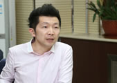 易物天下国际投资有限公司首席讲师、市场总监郑易诚