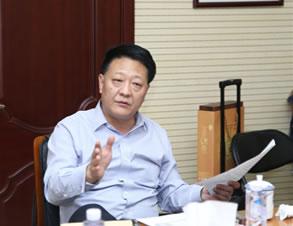 国资委行业协会办副主任张涛讲