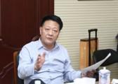 国资委行业协会办副主任张涛讲话