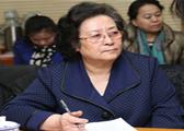 中国下一代教育基金会副理事长兼秘书长王萍