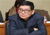 中国商业联合会党委副书记安惠民主持捐赠仪式