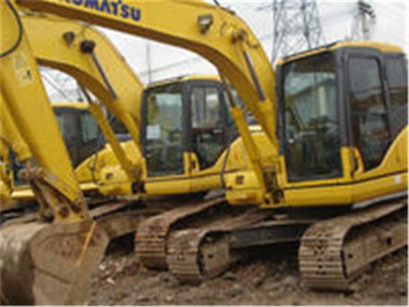 动作快的二手小松60挖掘机 手续全 地盘新 价格低