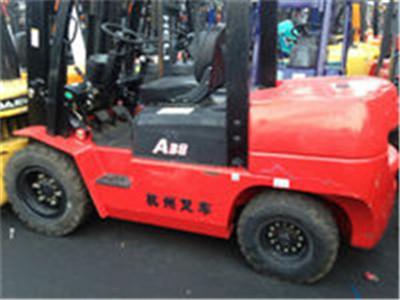 爱心推荐二手5吨合力叉车 低价格 原车漆