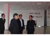 于秀云董事长向张志刚部长介绍公司情况