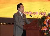 中库会第一副会长、中国易货贸易联合会筹备委员会执行主任张炳忠