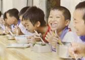 【留守帮扶行动】有了营养厨房再也不用饿着肚子上学了